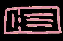 Symbole ticket de tombola SOJU